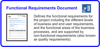 SDLCforms Functional Requirements Document