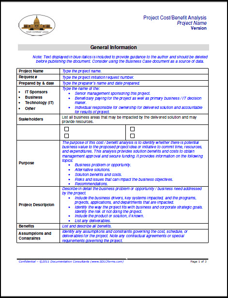 Risk benefit analysis template accmission Choice Image